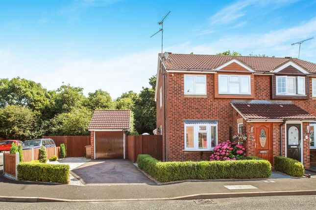 Thumbnail Semi-detached house for sale in Renoir Place, Springfield, Chelmsford