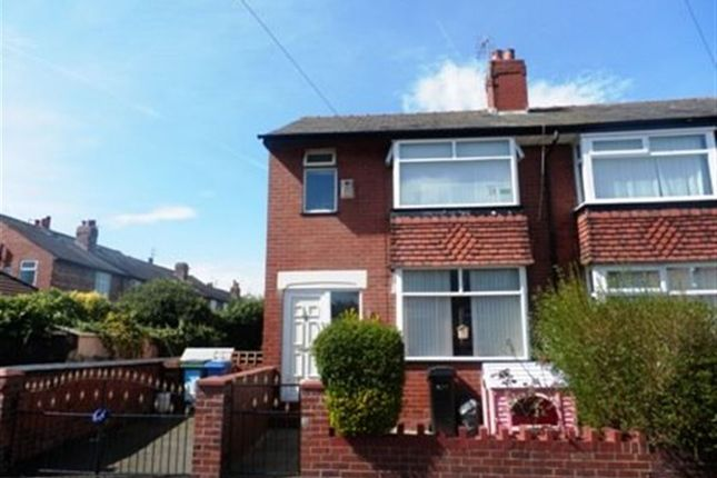 Thumbnail Semi-detached house to rent in 42 Penrhyn Road, Edgeley