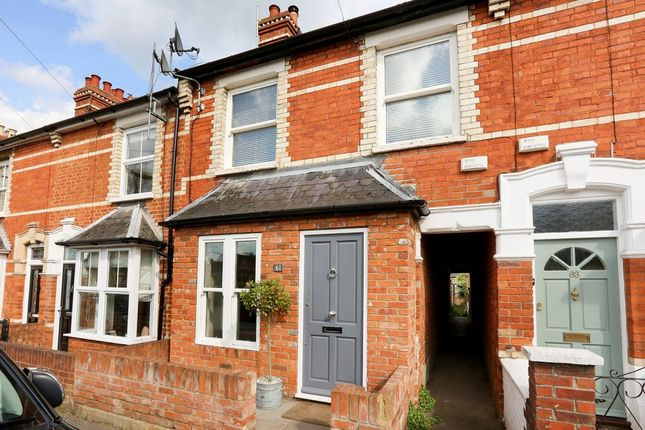 Thumbnail Terraced house to rent in Harpsden Road, Henley-On-Thames