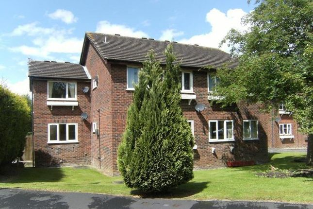 Thumbnail Flat for sale in Millersdale Court, Shirebrook Park, Glossop