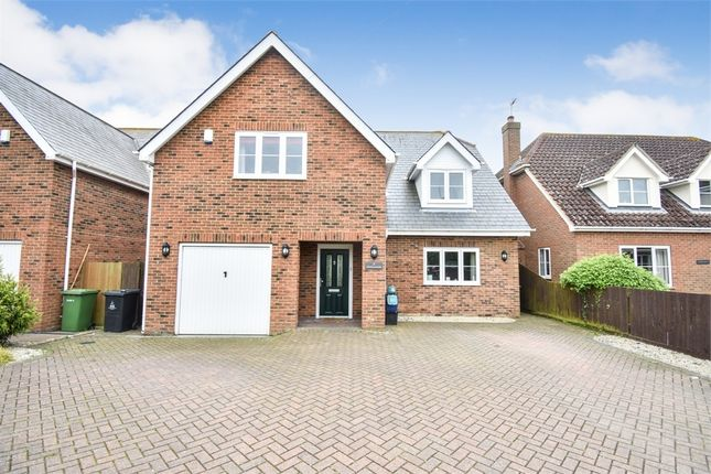 Thumbnail Detached house for sale in The Street, Latchingdon, Chelmsford, Essex