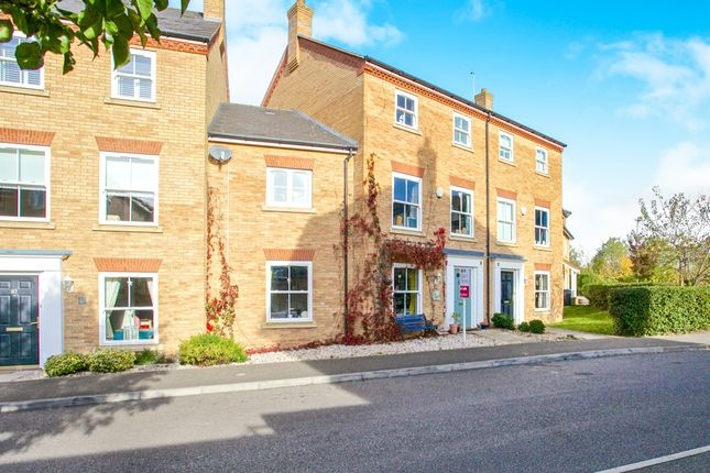 Thumbnail Town house for sale in Welland Place, Ely