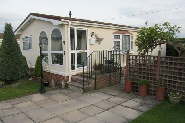 2 Bed Mobile Park Home For Sale In Scotton New Road