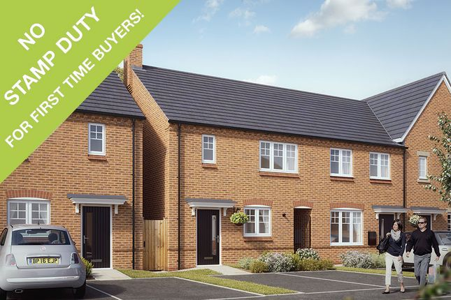 Thumbnail Mews house for sale in Midland Road, Swadlincote