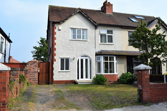 Thumbnail Semi-detached house for sale in Mill Road, Southport