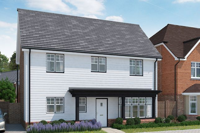 Thumbnail Detached house for sale in Hitches Land, Fleet
