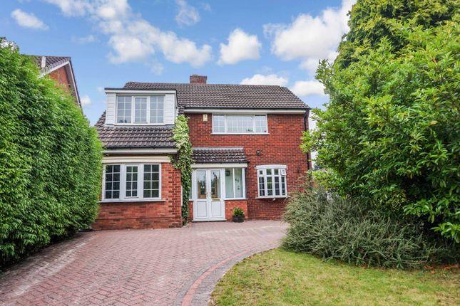 Thumbnail Detached house for sale in Little Sutton Lane, Four Oaks, Sutton Coldfield