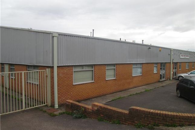 Thumbnail Warehouse for sale in Unit 34, Ty Verlon Industrial Estate, Cardiff Road, Barry, Glamorgan, UK