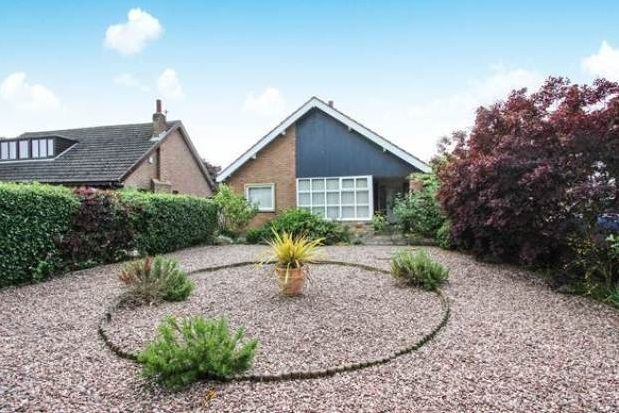 Thumbnail Bungalow to rent in Lowton Road, St. Annes, Lytham St. Annes