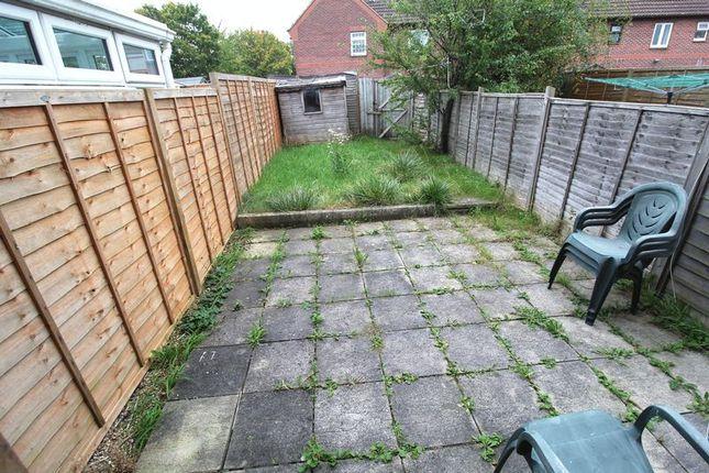Garden of Honeysuckle Close, Bradley Stoke, Bristol BS32