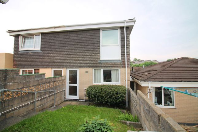 2 bed semi-detached house for sale in Downfield Walk, Plympton, Plymouth