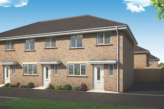 "3 bedroom semi-detached house for sale in ""The Caddington"" at Boars Tye Road, Silver End, Witham"