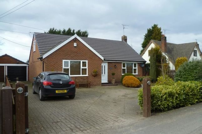 Thumbnail Detached house for sale in Heath Moss Ince Lane, Wimbolds Trafford, Chester