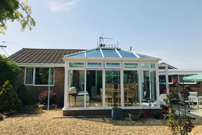 Thumbnail Detached bungalow for sale in Park View, Crewkerne