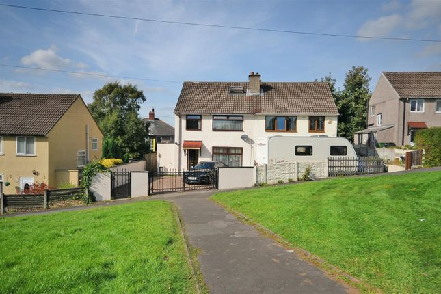 Thumbnail Semi-detached house for sale in Warwick Street, Church, Accrington