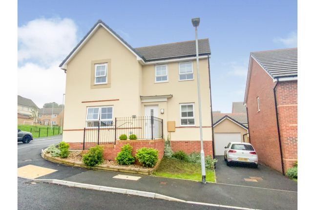 4 bed detached house for sale in Hooper Way, Neath SA11