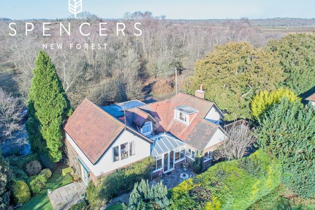 Thumbnail Detached house for sale in Beaulieu Road, Beaulieu Road, Lyndhurst