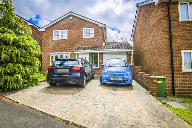 Thumbnail Detached house for sale in Aysgarth Drive, Accrington, Lancashire