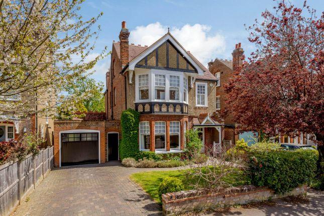 Thumbnail Detached house for sale in Moreton Avenue, Harpenden, Hertfordshire