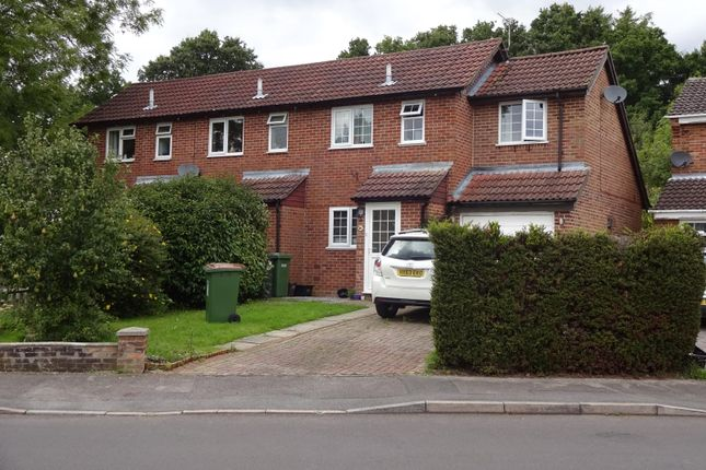 3 bed end terrace house to rent in Oak Coppice Close, Bishopstoke, Eastleigh