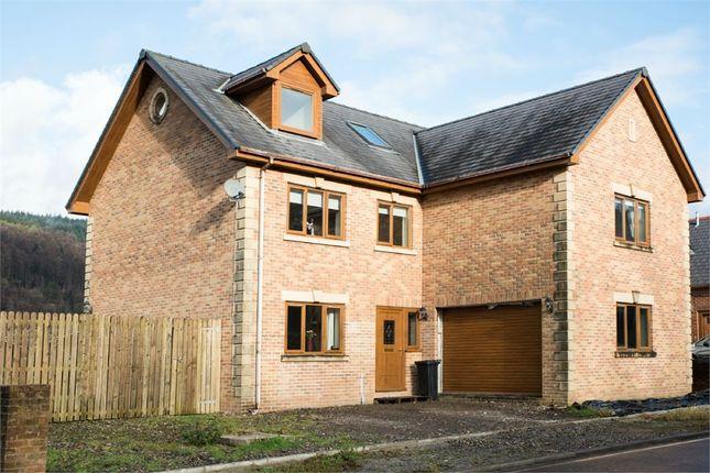 5 bed detached house for sale in Lletty Dafydd, Clyne, Neath, West Glamorgan