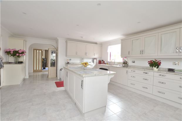 Thumbnail Detached house for sale in Lochinvare, Tewkesbury Road, Norton