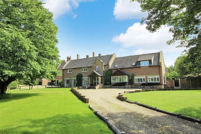 Thumbnail Country house for sale in Folkton, Scarborough