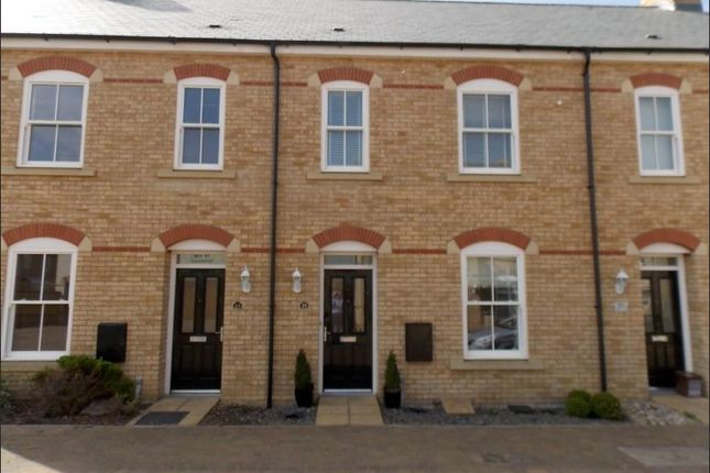 Thumbnail Terraced house to rent in Charlotte Avenue, Stotfold, Hitchin