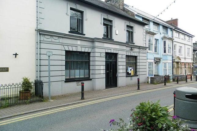 Thumbnail Terraced house for sale in Lincoln Street, Llandysul