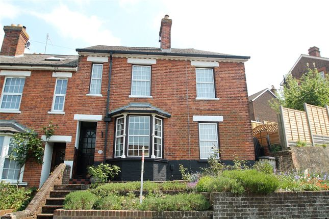 Thumbnail End terrace house for sale in St. Marys Road, Tonbridge
