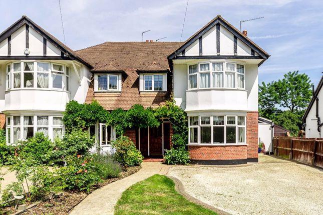 Thumbnail Semi-detached house for sale in Broad Lane, Hampton