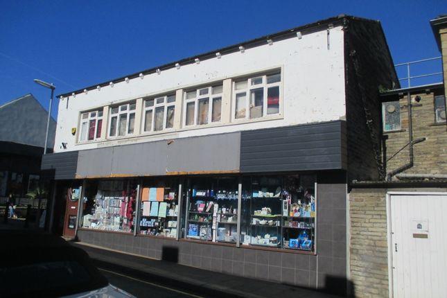 Thumbnail Retail premises for sale in Cheapside, Cleckheaton