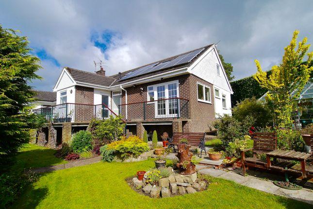 Thumbnail Semi-detached bungalow for sale in Leazes Park, Hexham