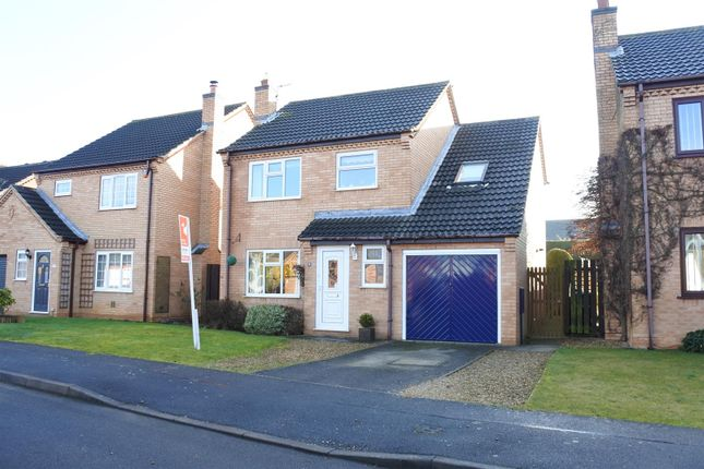 4 bed detached house for sale in Birmingham Close, Grantham