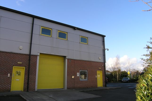Thumbnail Light industrial to let in Woodrow Way, Irlam