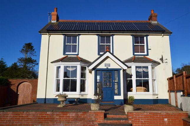 Thumbnail Detached house for sale in Serpentine Road, Tenby