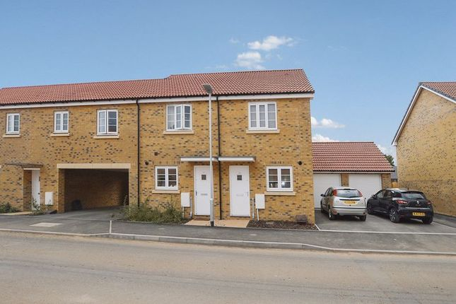 Thumbnail Semi-detached house to rent in Harrier Drive, Brympton, Yeovil