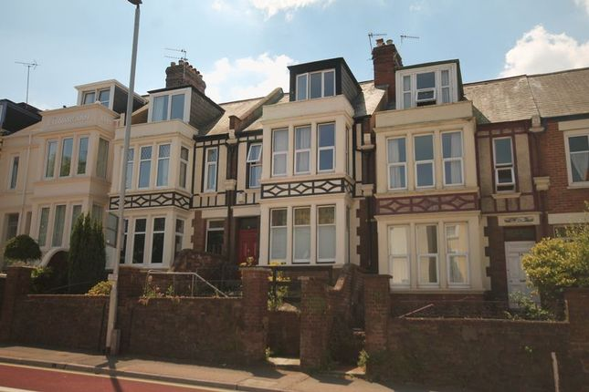 Thumbnail Property to rent in Heavitree Road, Exeter