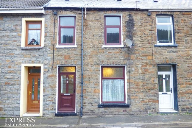Thumbnail Terraced house for sale in Glanaman Road, Cwmaman, Aberdare, Mid Glamorgan