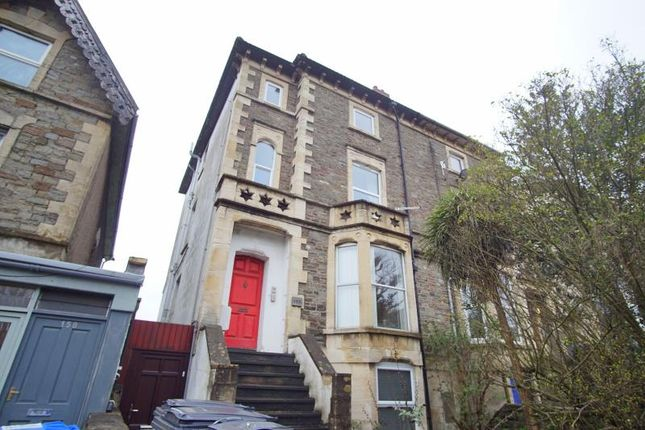 Thumbnail Flat to rent in Wells Road, Totterdown, Bristol