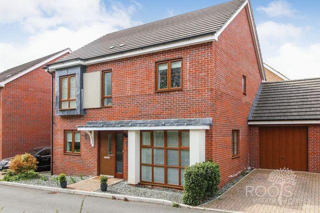 Thumbnail Detached house for sale in Sheepwash Court, Basingstoke