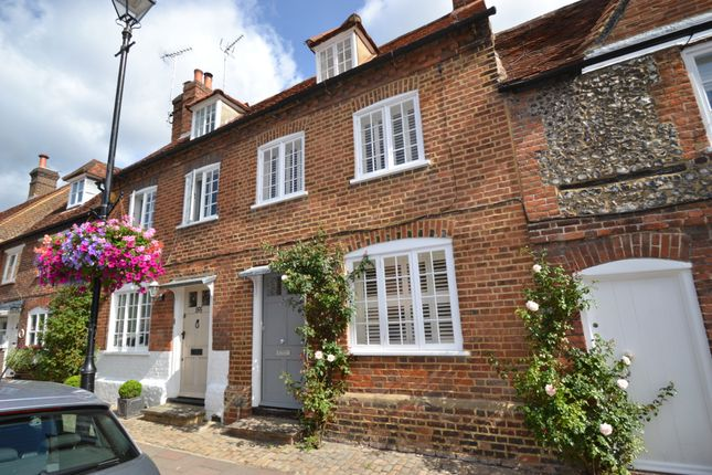 Thumbnail Terraced house for sale in High Street, Amersham