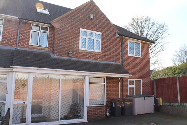 Thumbnail Semi-detached house for sale in Winsham Grove, Birmingham