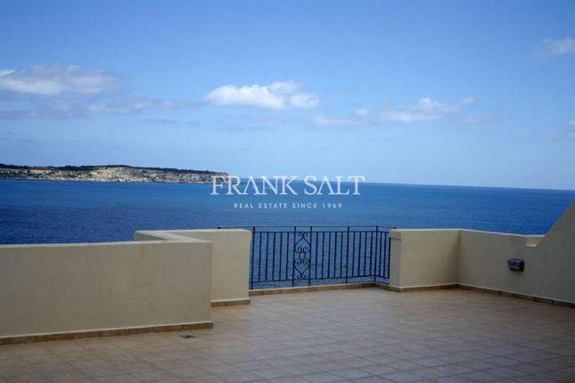 Thumbnail Apartment for sale in Finished Duplex Penthouse Tas Sellum, Tas Sellum, Malta