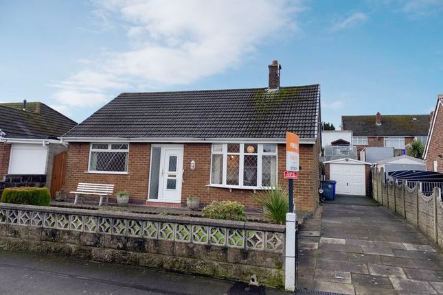 2 bed detached bungalow for sale in Colin Crescent, Weston Coyney, Stoke-On-Trent, Staffordshire ST3