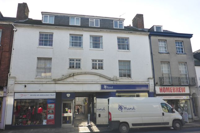 Thumbnail Flat to rent in Cowick Street, St. Thomas, Exeter