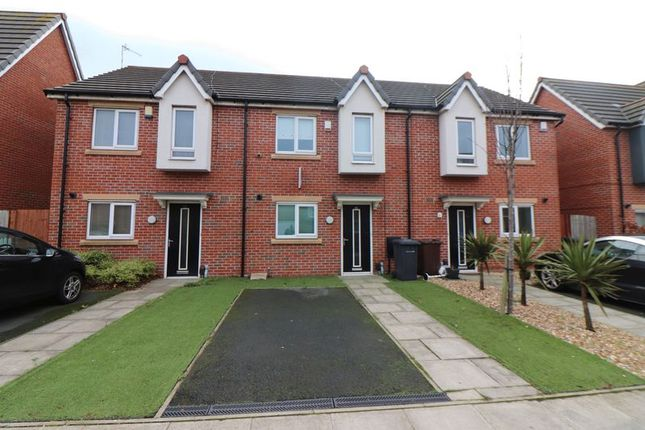 Thumbnail Terraced house to rent in Exeter Road, Bootle