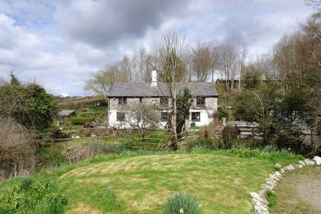 Thumbnail Detached house for sale in Sydenham Damerel, Tavistock