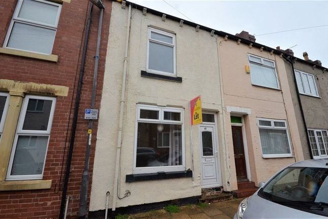 Thumbnail Terraced house to rent in Rhodes Street, Castleford