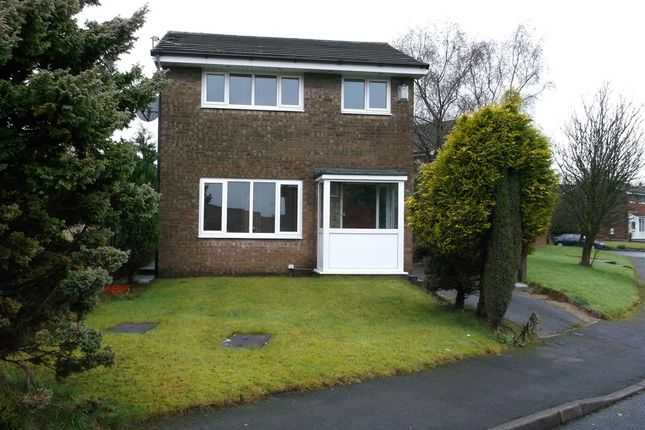 Thumbnail Detached house to rent in Chilgrove Avenue, Blackrod, Bolton
